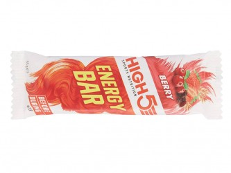 High5 Energybar - Bær 55 gram