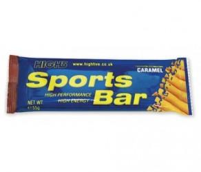 High5 Sportsbar - Karamel 55 gram