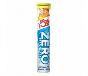 High5 Zero Sports drink - Tropisk 1x20 stk.