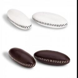 Hock lædervægte Robusto brun