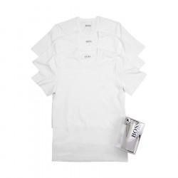 Hugo Boss 3-Pack T-Shirts Round Neck White