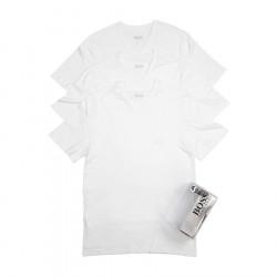 Hugo Boss 3-Pack T-Shirts V-Neck White