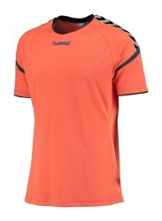 Hummel Authentic Charge Poly T-shirt Herre