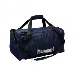 Hummel Core Sportstaske, Mørkeblå - Medium