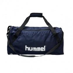 Hummel Core Sportstaske, mørkeblå - Small