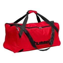 Hummel Core Sportstaske, rød - Medium