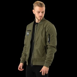 ICANIWILL Bomber Jacket Army Green
