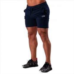 ICANIWILL Clean Cut Shorts Deep Navy