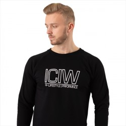 ICANIWILL Crew Neck Black