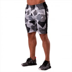 ICANIWILL Flex Shorts Camo White