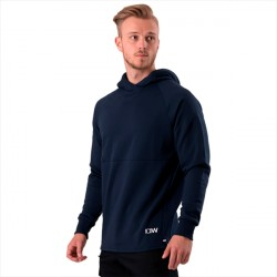 ICANIWILL Oversized Hoodie Blue
