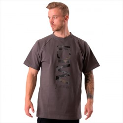 ICANIWILL Oversized T-shirt Dark Grey