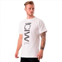 ICANIWILL Oversized T-shirt White