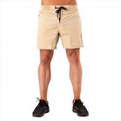 ICANIWILL Perform Short Shorts Beige