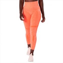 ICANIWILL Queen Mesh 7/8 Tights Neon Orange