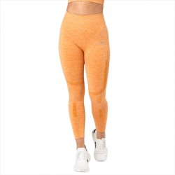 ICANIWILL Queen Mesh 7/8 Tights Yellow Melange