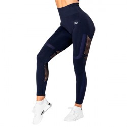 ICANIWILL Seamless High Waist Tights Navy