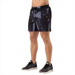ICANIWILL Short Shorts Camo Grey
