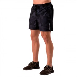 ICANIWILL Stealth Short Shorts Camo Black