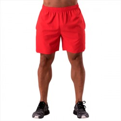 ICANIWILL Training Shorts Red