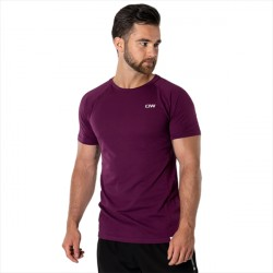 ICANIWILL Tri-Blend T-shirt Magenta