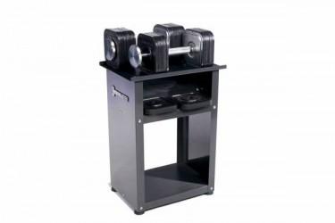 Ironmaster håndvægtsæt Quick Lock 20,5 kg uden stativ