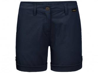 Jack Wolfskin Desert Shorts - Dame Str. 40 - Midnight blue