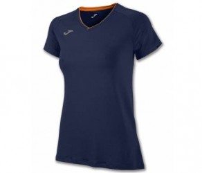 Joma - Løbe t-shirt S/S - Dame - Lilla