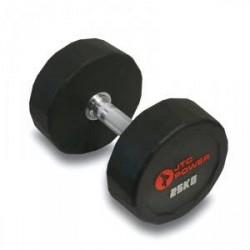 JTC POWER Gymhantel Pro, rakt grepp, 25 kg