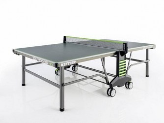 Kettler bordtennisbord Outdoor 10 umbra/grøn