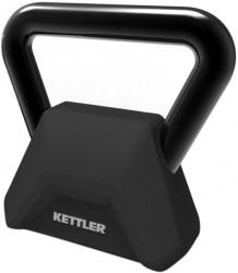 Kettler Neoprene Kettlebell 10kg