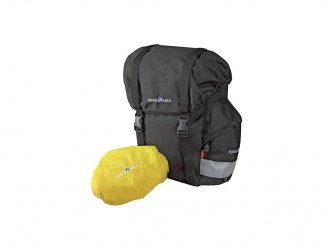 Klickfix - Classic Pannier Bag - Sort 50 liter
