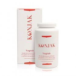 Konjak - Vægtreducerende 180 Tabletter