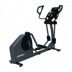 Life Fitness crosstrainer E3 Track Connect engelsk konsol