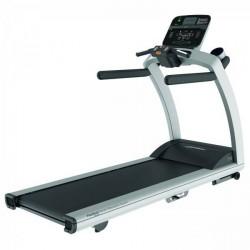 Life Fitness-løbebånd T5 Track Connect engelsk konsol