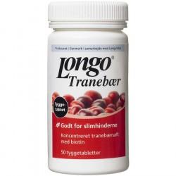 Longo Tranebær 50stk