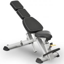 Master BioMotion Adjustable Bench Justerbar Træningsbænk