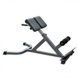 Master Fitness Back Trainer Silver I, Master