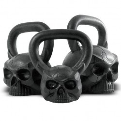Master Fitness Master Kettlebone, støbejern, 16 kg