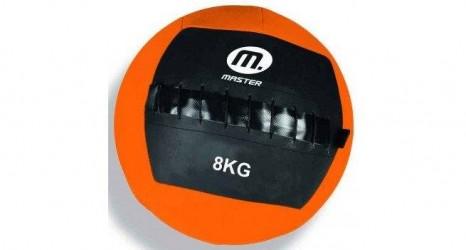 Master Fitness Master Wallball / Crossball, 8 kg