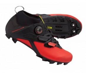 Mavic Crossmax Elite CM - MTB sko - Sort/rød