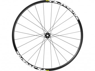 "Mavic Crossride 29"" FTS-X - Forhjul - 9/15 mm - Intl. disc"