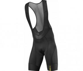 Mavic Ksyrium Pro - Bib shorts med pude - Sort