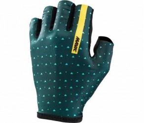 Mavic Sequence Glove - Cykelhandske - Dame - Mørkegrøn