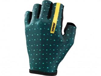 Mavic Sequence Glove- Dame cykelhandske - Mørkegrøn - Str. L