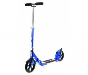 Micro Flex 200 - Løbehjul med 200mm hjul - Aluminium - Blå