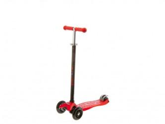 Micro Maxi Classic - Løbehjul med tre hjul - Rød