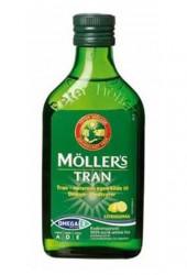 Møllers Tran med Citrus Omega 3 - 250 ml