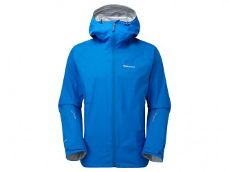 Montane Atomic Jacket - Skaljakke Mand - Blå - Medium