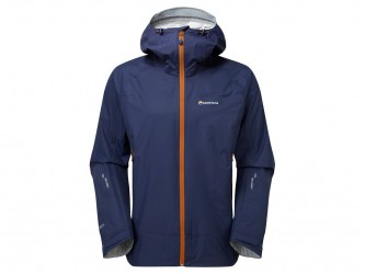 Montane Atomic Jacket - Skaljakke Mand - Navy - Large